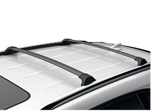 Acura MDX Roof Rack Crossbars