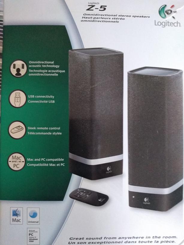External speakers for mac