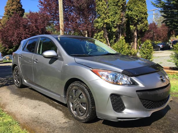 2012 Mazda 3 GS-Sky Victoria City, Victoria