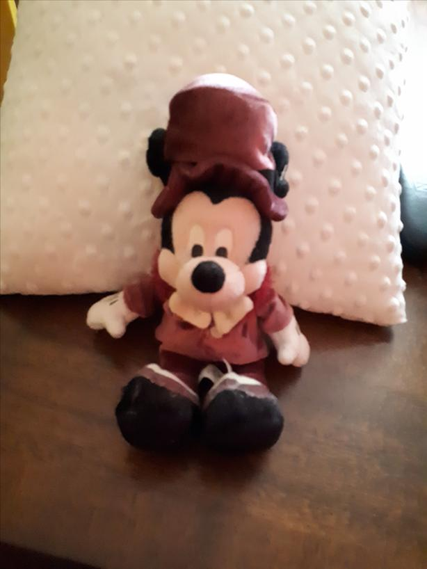 Mickey Mouse Disneyland Paris Official Soft Plush Toy