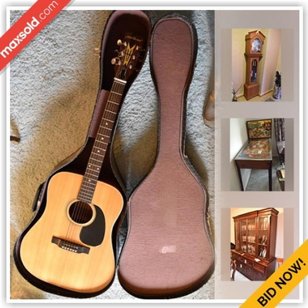 Ancaster Downsizing Online Auction - Amberly Boulevard