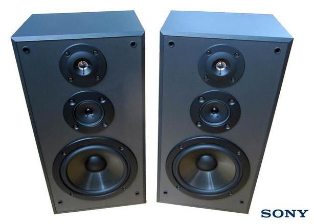 Sony SS-MB215 Speakers