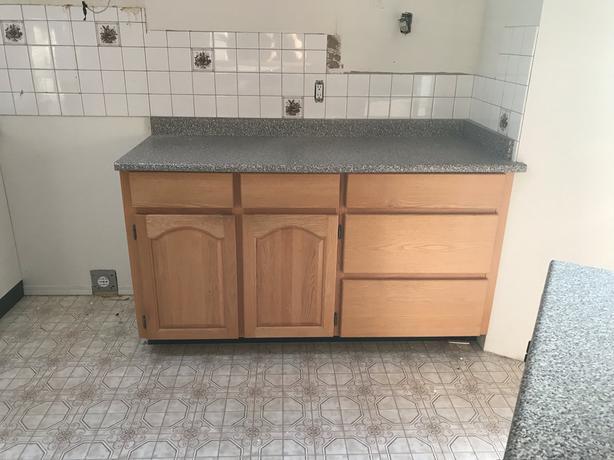 Free Kitchen Cabinets Saanich Victoria