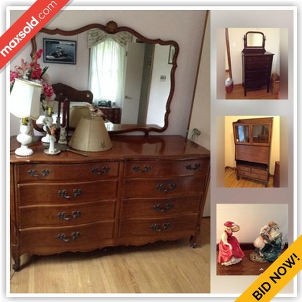 Kingston Downsizing Online Auction - Ridge Avenue