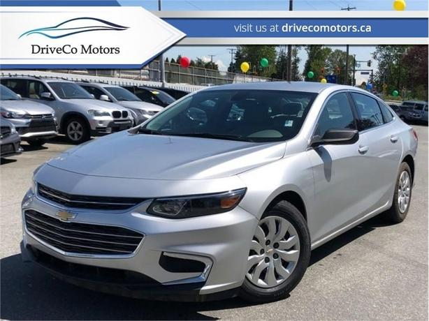 2016 Chevrolet Malibu We ship BC wide. BC # 1 bad credit dealer