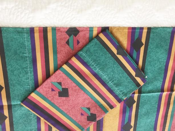I Brand new Single Bedsheet set in cotton