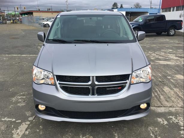 2017 Dodge Grand Caravan Crew+Leather+Power Sliders