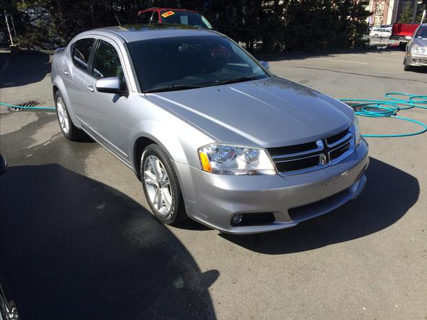 2013 Dodge Avenger SXT  4 cyl auto Williams Colwood