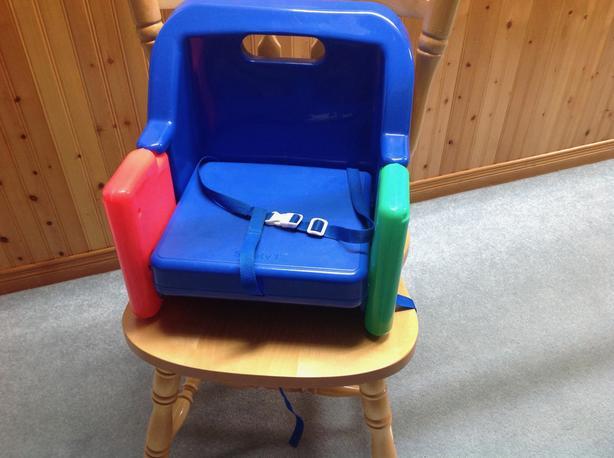 Vintage Booster Seat