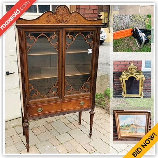Hamilton Reseller Online Auction - St Clair Avenue
