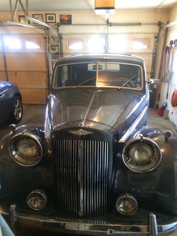 1947 Austin Sheerline
