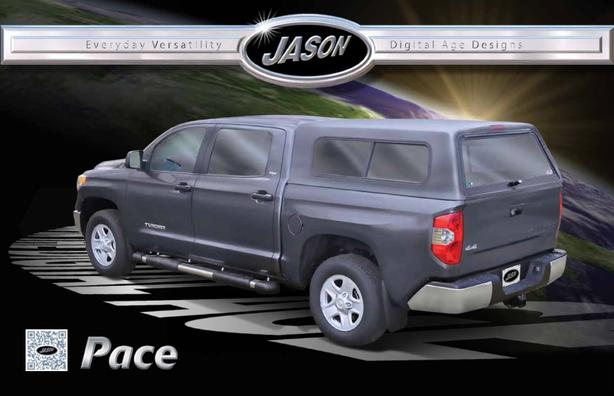New Jason canopy-Pace
