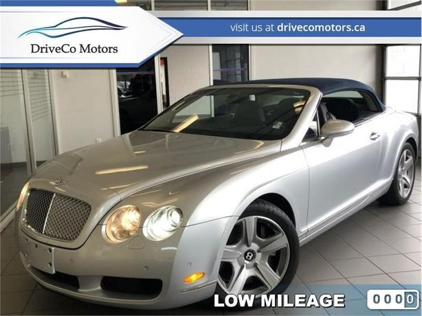 2007 Bentley Continental GT Convertible  LOCAL NO ACC WE FINANCE EVERYBODY