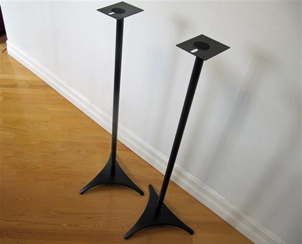Speaker Stands ~ Adjustable