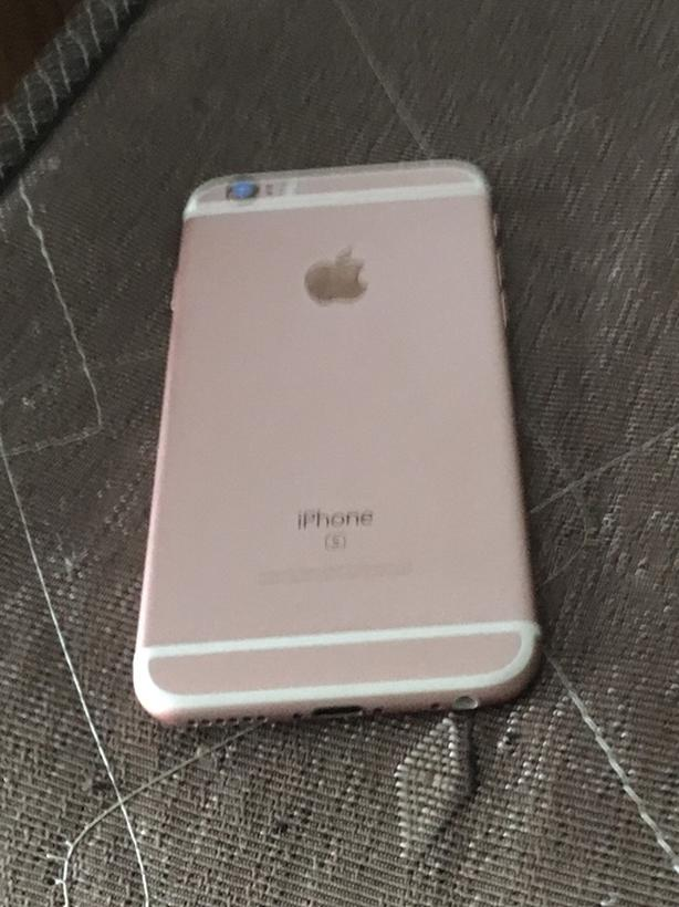 apple iphone 6s pink colour 32gb like new