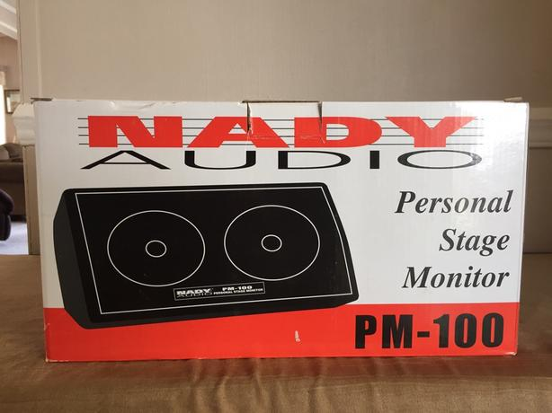 Nady PM100 Personal Stage Monitor