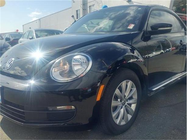 2014 Volkswagen Beetle Coupe Comfortline 2.0 TDI 6sp DSG at w/ Tip
