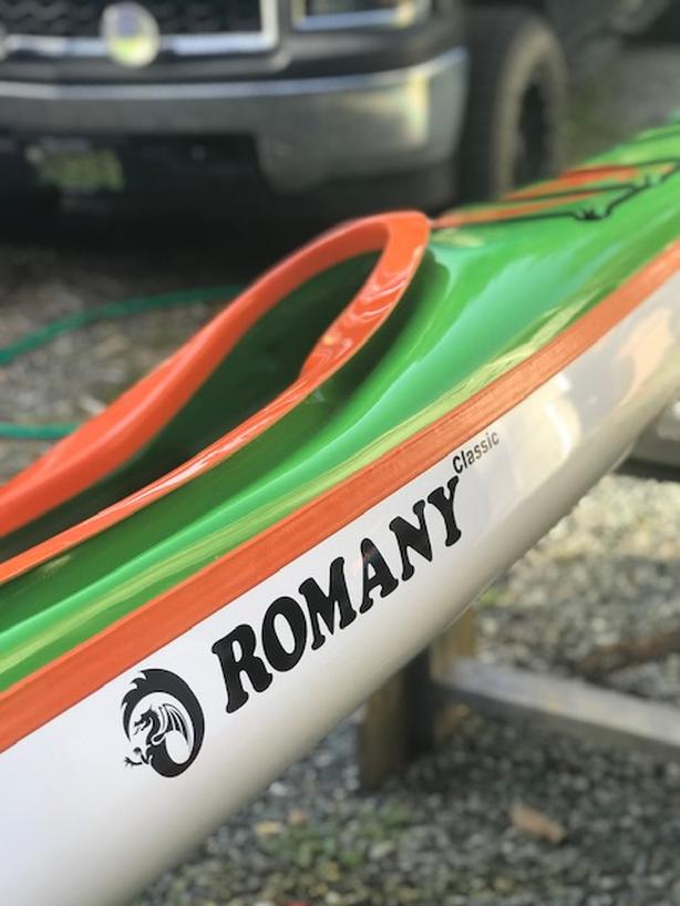 A new Romany classic for sale
