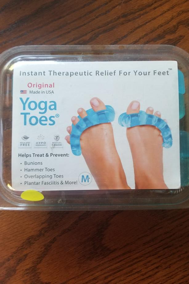 YogaToes® toe stretchers
