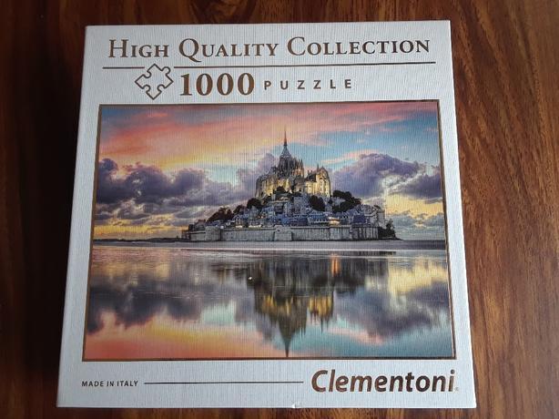 1000 Clementoni Puzzle