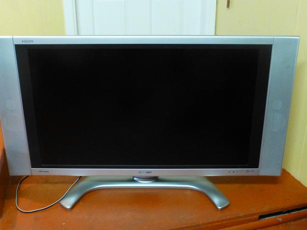 """Sharp"" Television set"