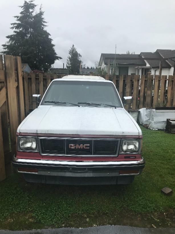 1987 GM S15