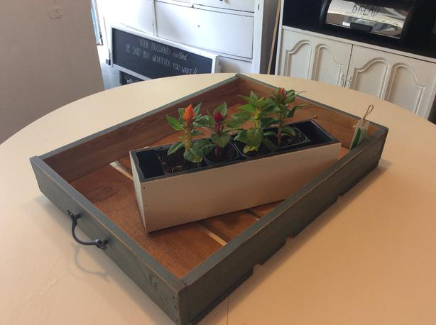 NEW Garden or bbq tray