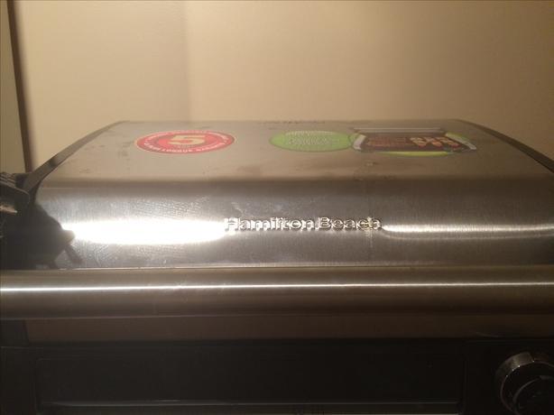 Electric searing grill - $30 obo