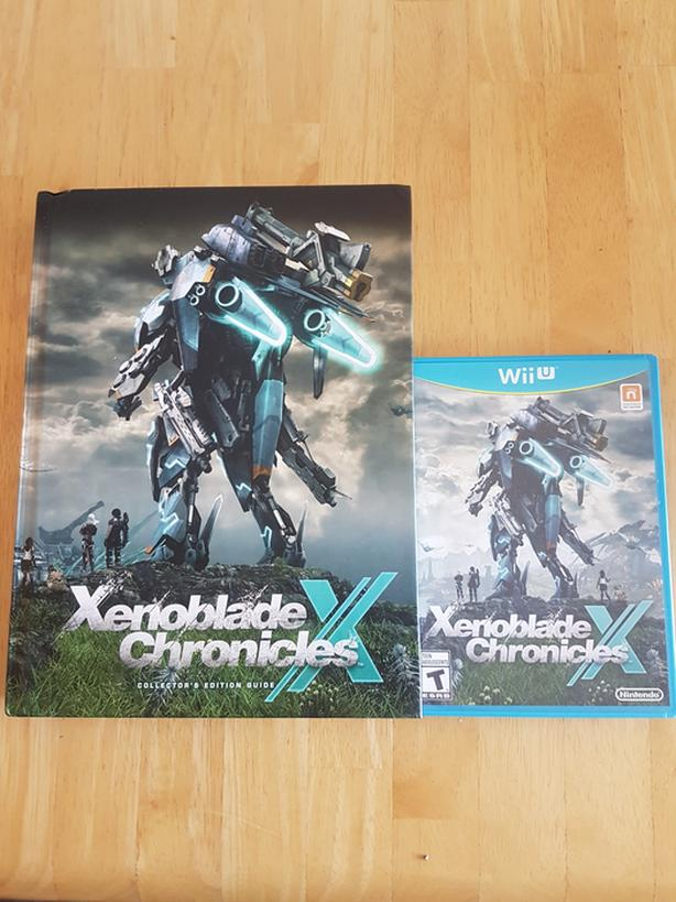 Xenoblade Chronicles X Nintendo Wii U Victoria City Victoria