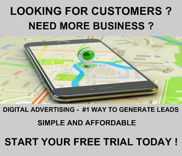 DIGITAL MARKETING -TRY IT FOR FREE  PERFECT FOR ANY SMALL BUSINESS