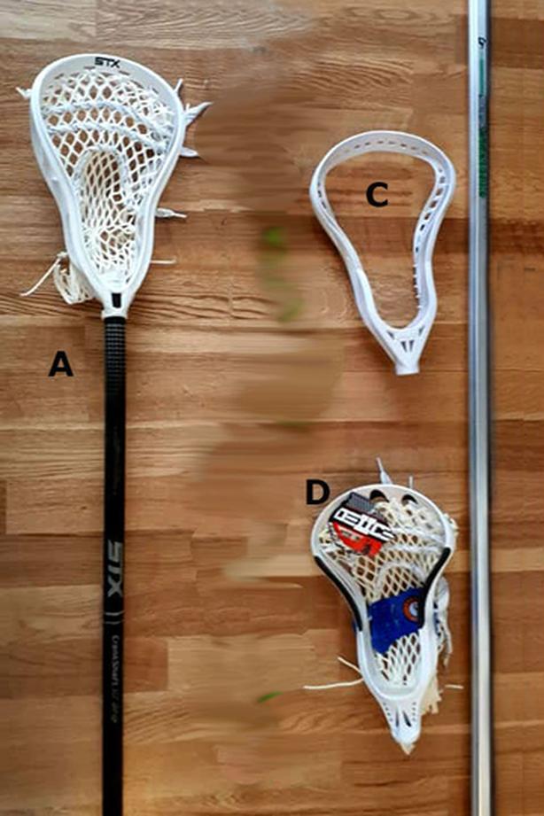 Lacrosse Heads