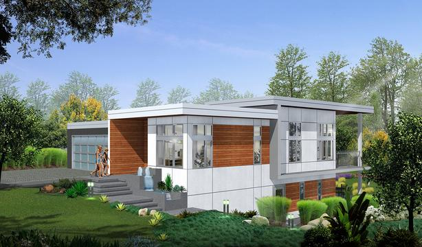 New Construction House For Sale - Cordova Bay - Water Views