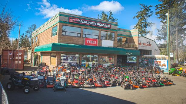 Fitz's Walker Power - Small engine repair, service, and sales!