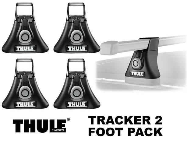 Thule 430 Tracker Ii Roof Rack Towers Foot Pack With