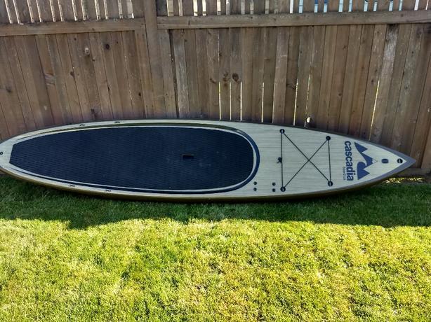 12 foot Cascadia Paddle board