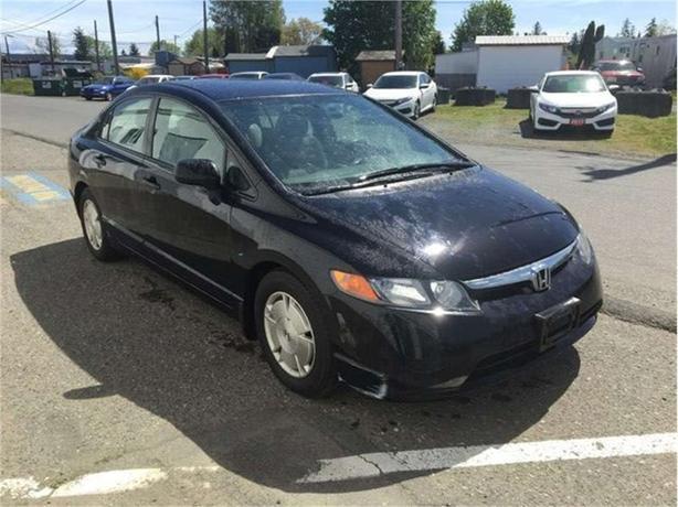 2008 Honda Civic Sedan DX-G