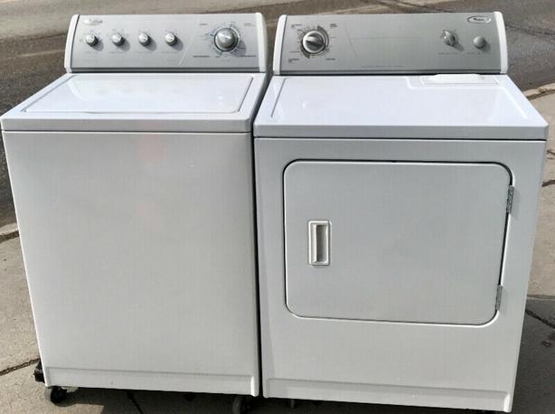 Whirlpool Washer & Dryer Set