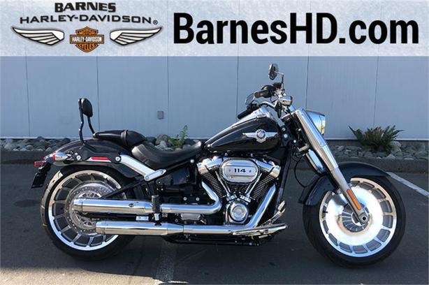 2019 Harley-Davidson® FLFBS - Softail® Fat Boy® 114