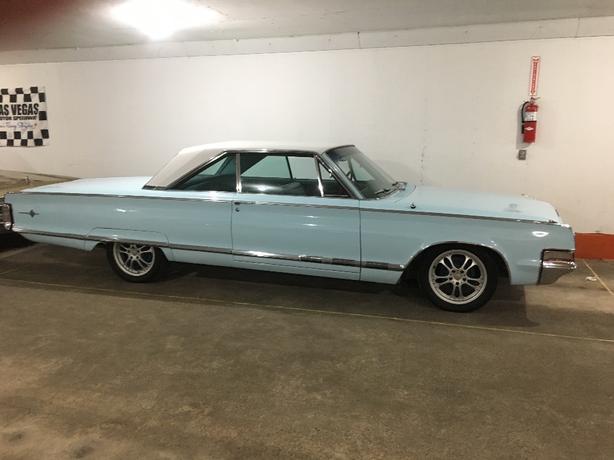1965 Chrysler 300 2 dr