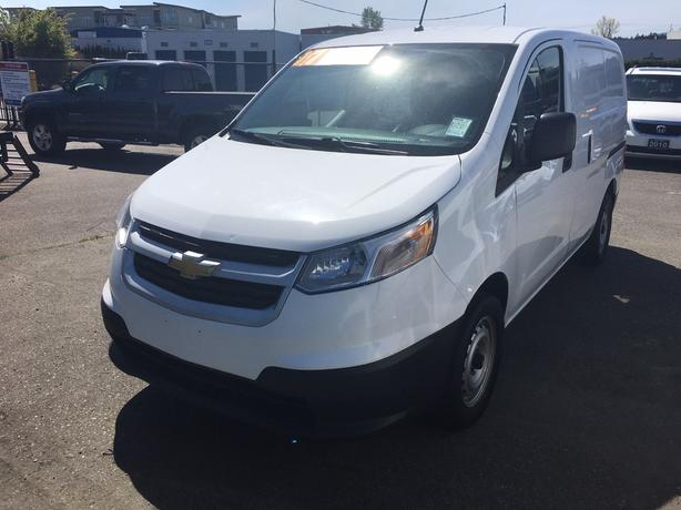 2015 CHEVROLET CITY EXPRESS FOR SALE