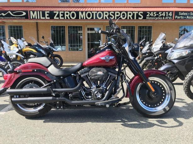 2016 Harley Davidson  Fatboy