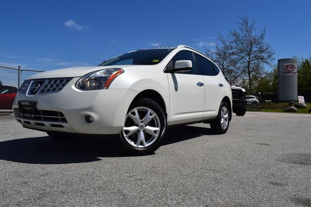 2010 Nissan Rogue S/SL/KROM AUTO/BT/AC/AWD/ROOF/CRUIS