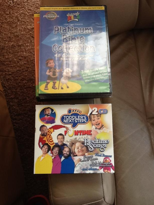 Children Songs and Educational CD and DVD.
