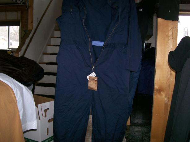 New Men's Coveralls size XXL