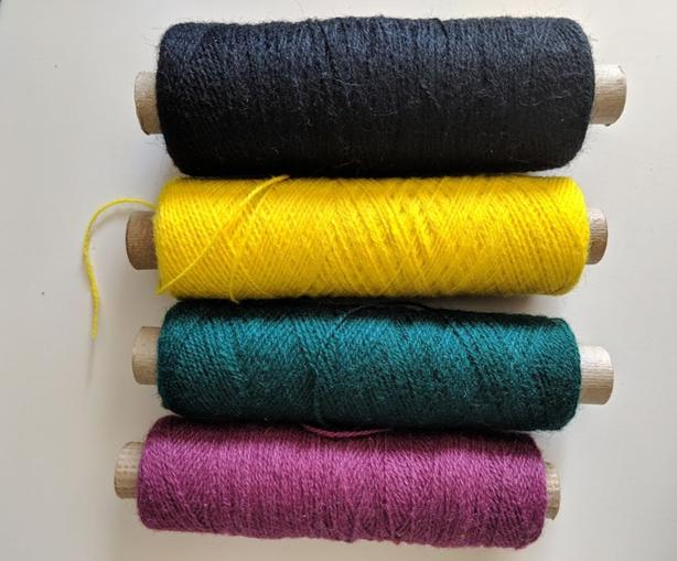 to $30 for spools of string, cord, ribbon