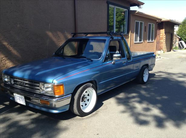 87 Toyota Pickup >> 87 Toyota Pickup Saanich Victoria Mobile