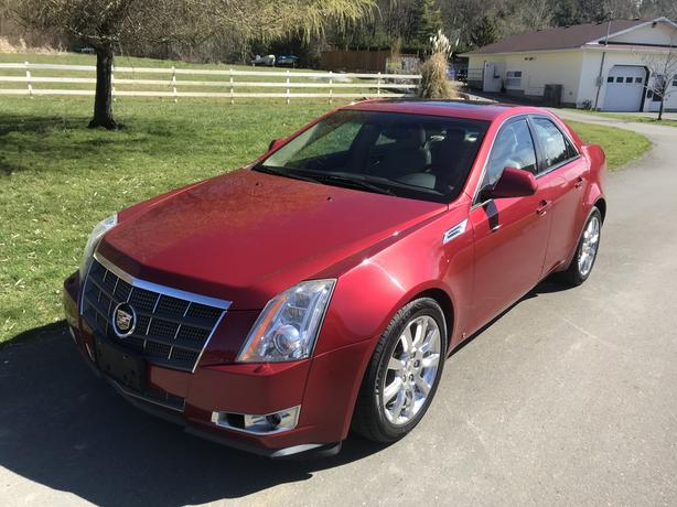 2008 Cadillac CTS - Navigation - Fully Loaded Outside