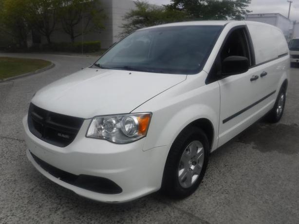 2013 Dodge Ram Cargo Van