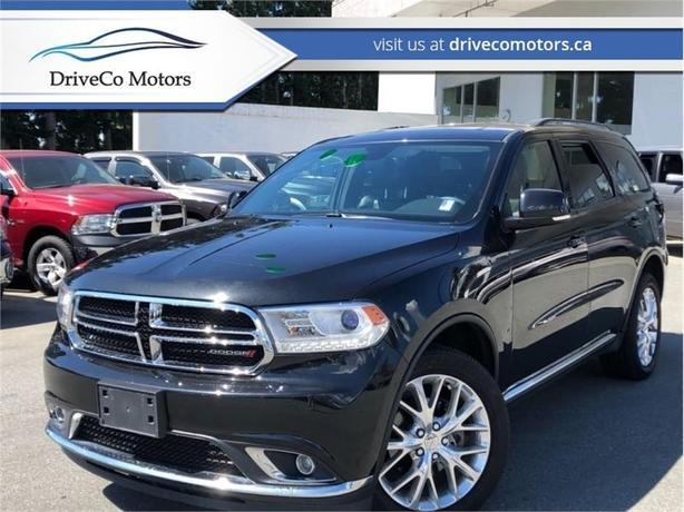 2016 Dodge Durango Limited  - Leather Seats -  Bluetooth