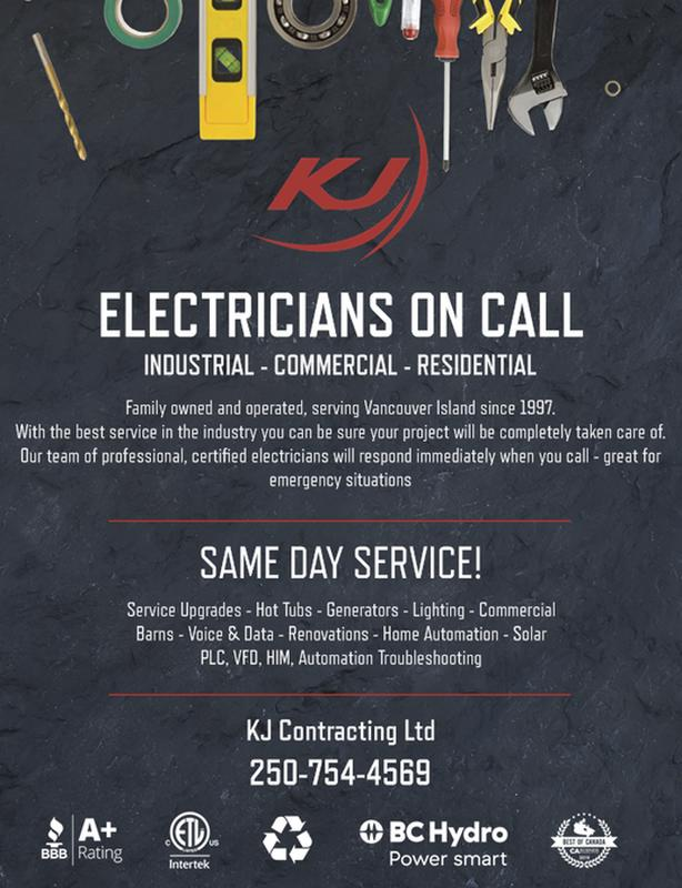 Electricians On Call ~ Industrial - Commercial - Residential